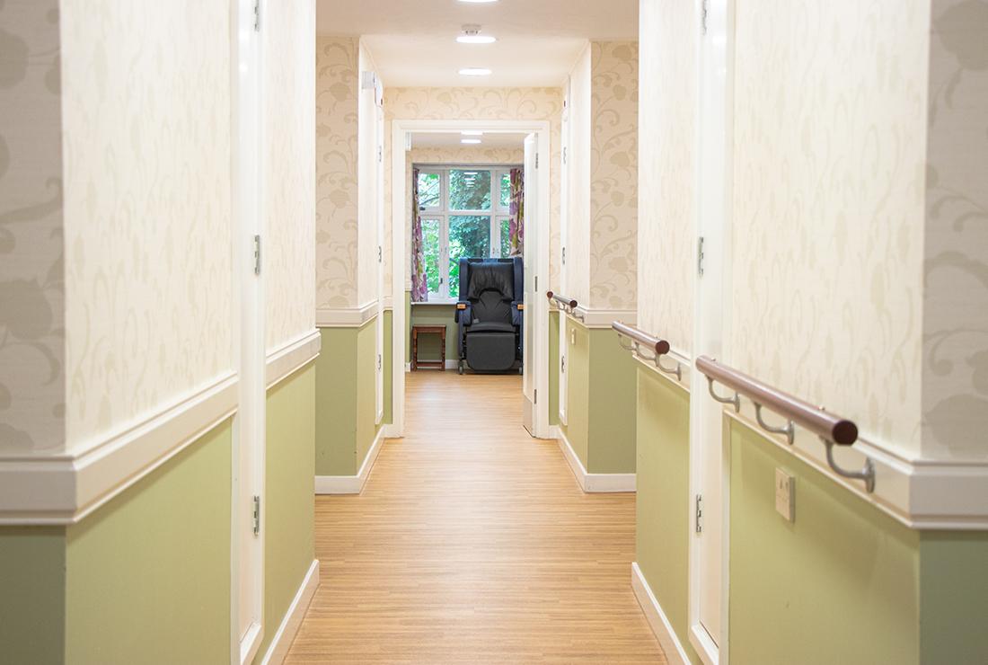 Interior care home gallery