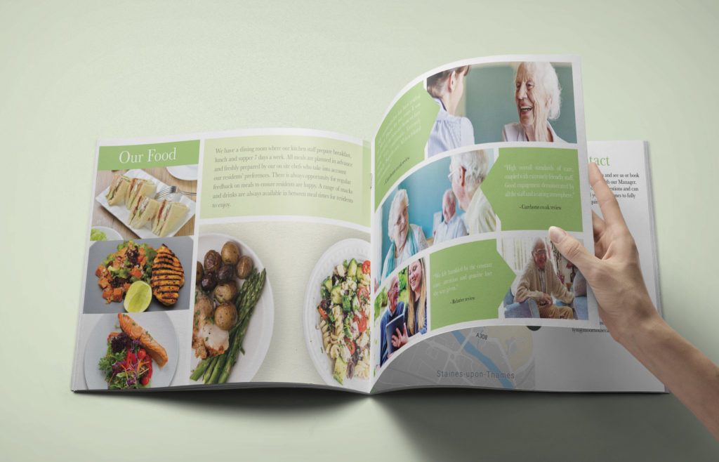 Moor House Care Home Brochure
