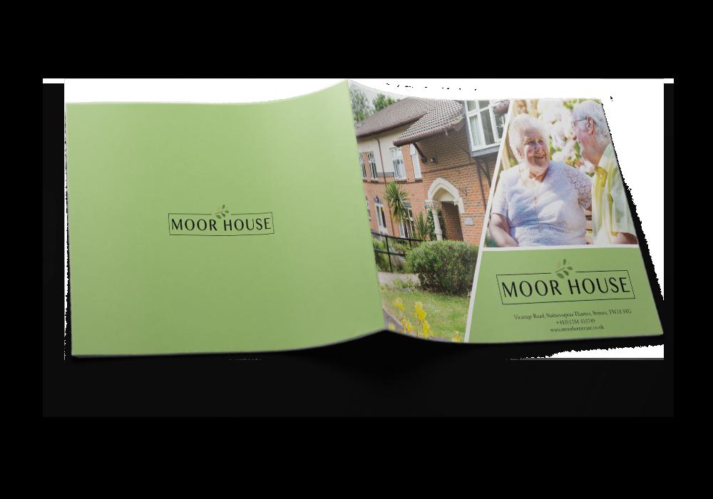 Moor House Brochure