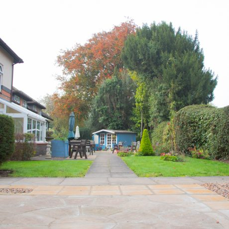 residential care home in Staines